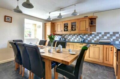 Cornwall holiday cottage Easter 20-27 April sleeps 10 garden wi-fi playarea