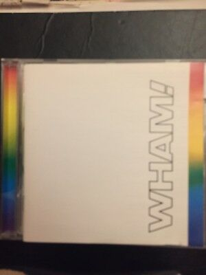 Wham! The Final Used 14 Track Greatest Hits Cd 80s Pop Best Of George Michael