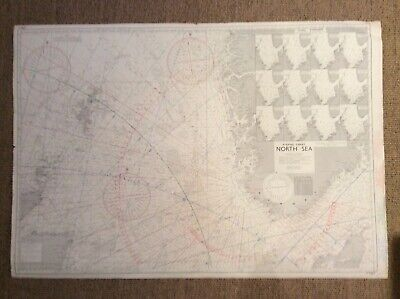 FISHING CHART- NORTH SEA NORTH, R70A by  IMRAY,LAURIE,NORIE,&WILSON Ltd