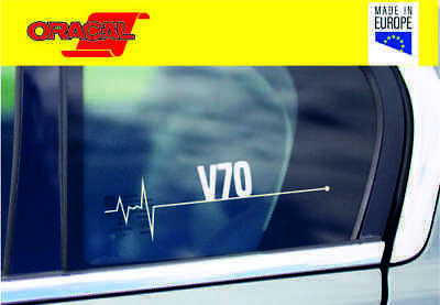 Volvo Racing Decal Sticker DTM GERMANY T5R X90 V40 V60 S90 X60 New Pair