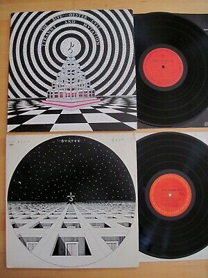 Blue Oyster Cult Vinyl LP Lot - Tyranny And Mutation & S/T Debut Early Pressings