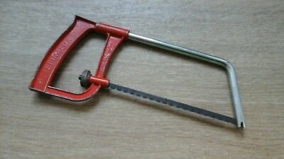 Spiralux Made In England Vintage Junior Hacksaw.