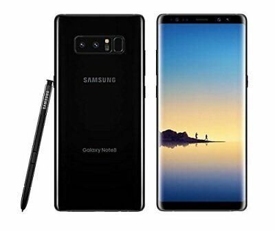 Samsung Galaxy Note 8 For Sale 10/10 Condition - 64 Gb - Unlocked - Accessories