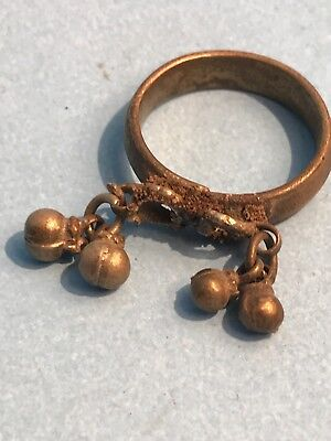 RARE ANCIENT VIKING NORSE ODIN'S Trophy Ring
