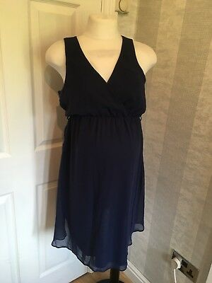 (353) New Look Maternity/Nursing Dress Size 12 EXCELLENT CONDITION