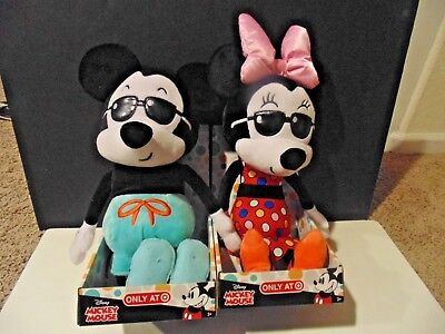 1efce99f7f8 TODDLER GIRLS  DISNEY Mickey Mouse   Friends Minnie Mouse Plush ...