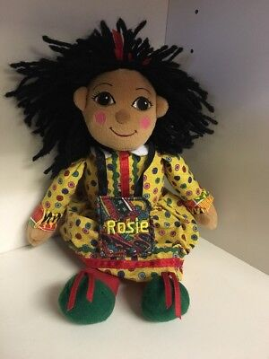 1999 ROSIE (of Rosie and Jim) by Born to play, Ragdoll productions