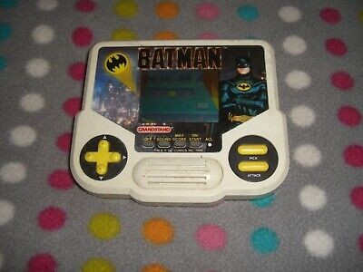 Batman - 1988 Handheld LCD Electronic Game by Tiger Electronics Ltd / Grandstand