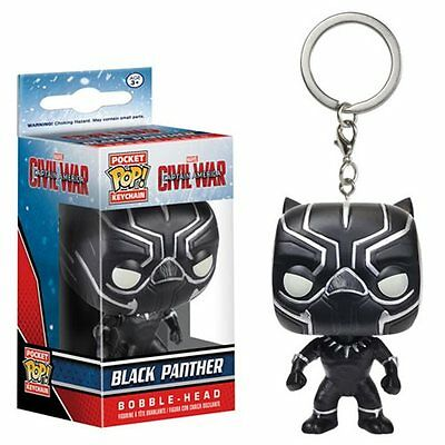 FUNKO POCKET POP Captain America: Civil War Black Panther Pocket Pop! Keychain