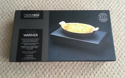 Food Warmer Masterclass Professional Table Top Food Warmer Great Condition