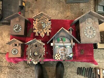 Cuckoo Clock Parts