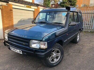 1998 Landrover Discovery 1 300tdi spares or repairs