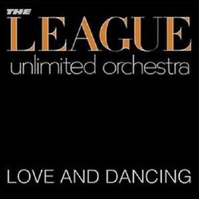 "Human League ""Love And Dancing"" Cd New"