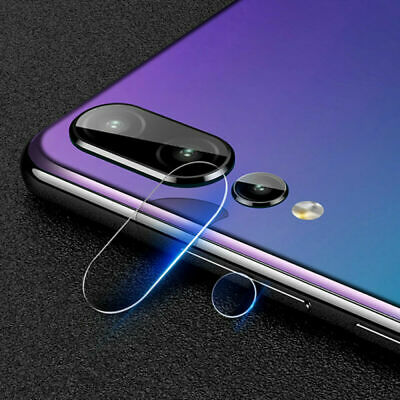 HD Back Camera Lens Tempered Glass Protector Films Huawei P20 pro/ lite/nova