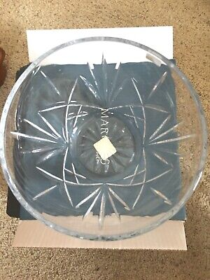 Marquis By Waterford Brookside 10 Inch Bowl (IN BOX)