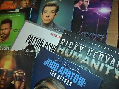 Comedy Lot Of 8 Dvd Various Stand Up Comic Artist Funny Sets Fyc Awards Consider