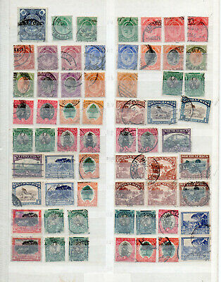 South Africa 140  Different Predecimal Mint Hinged / Used Stamps