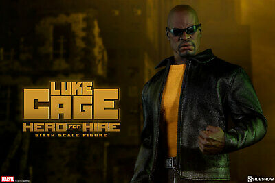 SIDESHOW Marvel Luke Cage 1/6 Scale Figure