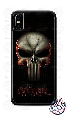 Customize The Punisher Marvel Comic Phone Case Cover Fits iPhone Samsung LG etc