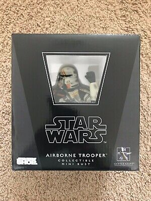 Gentle Giant Star Wars Shop Exclusive Airborne Trooper Collectible Mini Bust