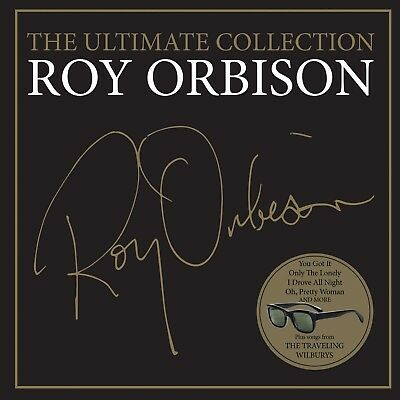 Roy Orbison - The Ultimate Collection   Cd New