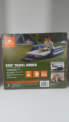 Ozark Trail Kids Camping Airbed w/ Travel Bag NEW 821808149643 Outdoor Bed
