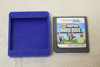 New Super Mario Bros. (Nintendo DS, 2006) Rated E-Everyone Game Cartridge Only