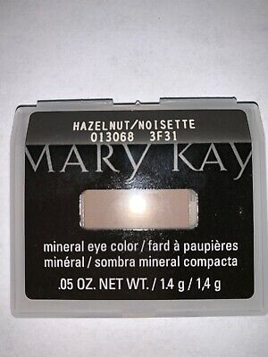 NIB Mary Kay Mineral Eye Color/Shadow Hazelnut Free Shipping