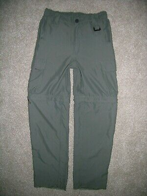 Boy Scouts of America Green Switchback convertible Uniform Pants Youth size M