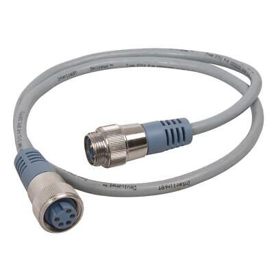 Maretron Mini Double Ended Cordset - Male to Female - 4M - Grey