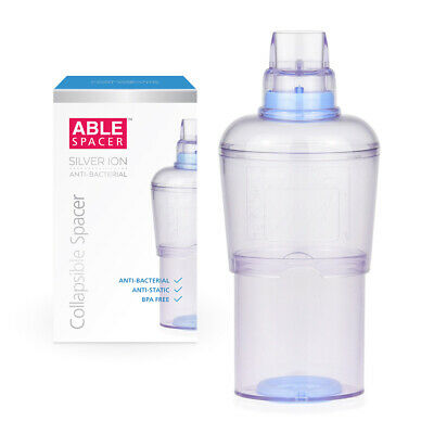 Able Collapsible Spacer Anti-Bacterial Anti-Static Properties Bpa Free