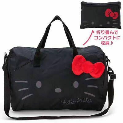 Hello kitty lovely travel bag handbag duffle bag luggage folding bag waterproof