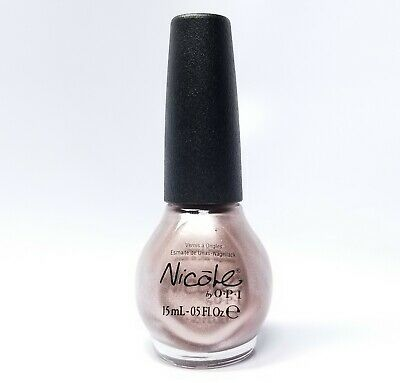 NEW! Nicole By OPI nail polish lacquer It's Possible NI 258 NEW! 0.5 Fl. Oz
