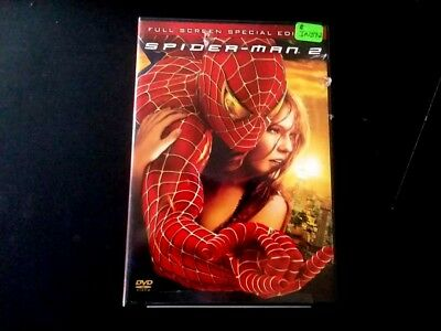 "IN0392      ""Spider-Man 2"" - Full Screen Special Edition DVD"
