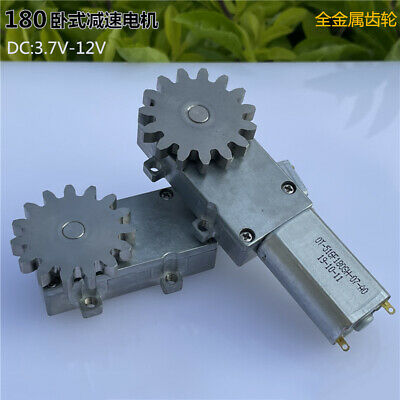 25mm 2-phase 4-wire Mini Full Metal Gear Stepper Motor Precision Gearbox Robot