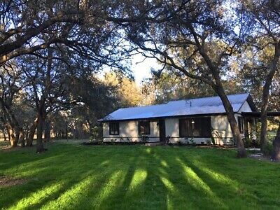 House w/ Screened Porch, Deck, Paver Patio, 7.7 Acres and Horse Barn