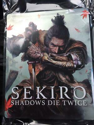 CAPCOM SEKIRO SHADOWS DIE TWICE Geo Limited Steel Book SteelBook w/out soft FS