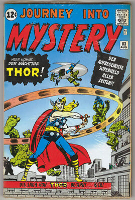 JOURNEY INTO MYSTERY #83 *GERMAN VARIANT* 1st app. of Thor! NEW! MARVEL 1999