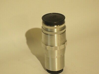 CARL ZEISS JENA TRIOTAR 4/135mm T #3414203 LENS MADE IN GERMANY