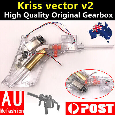 High Quality Original Gearbox Kits For Lehui Vector V2 Gel Ball Blaster Toy Gun