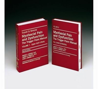 Myofascial Pain and Dysfunction: The Trigger Point Manual (2 volume set)