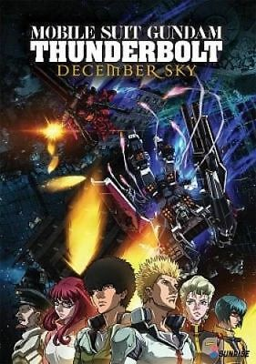 Mobile Suit Gundam: Thunderbolt December Sky DVD Brand New 'Clearance Sale'