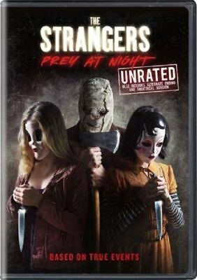 The Strangers - Prey at Night DVD Brand New 'Clearance Sale'