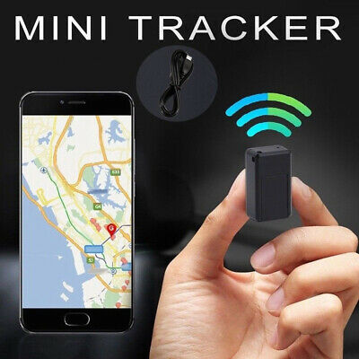 Motorcycle Mini GPS Locator Real-time Tracking Finder Device Car Bicycle Tracker
