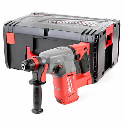Milwaukee M18CHX-0 Fuel 18V Brushless SDS Plus Hammer Drill With Case