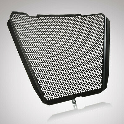 Black Radiator Grille Guard Cover Protector For Honda CBR1000RR/ABS/SP 2008-2016