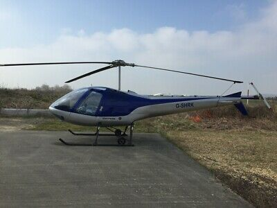 Enstrom 280A Helicopter 1/10th Share