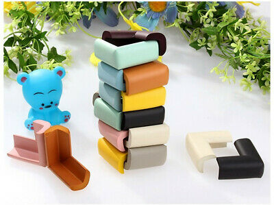 3x Baby Safety Table Edge Corner Cushion Guard Strip Softener Bumper Protector