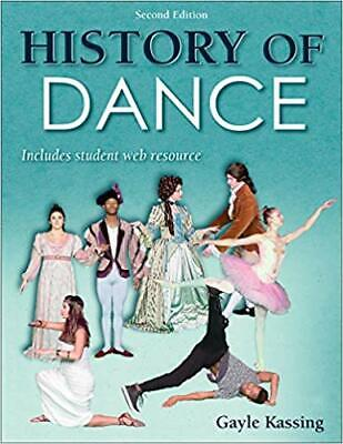 History of Dance 2nd Edition by Gayle Kassing PDF - Email delivery