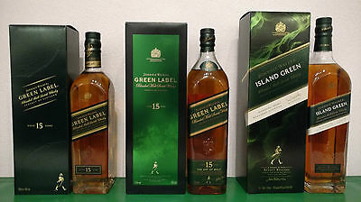 Johnnie Walker - The Green Collection